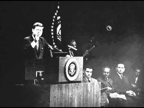 JFK PRESS CONFERENCE #33 (MAY 17, 1962)