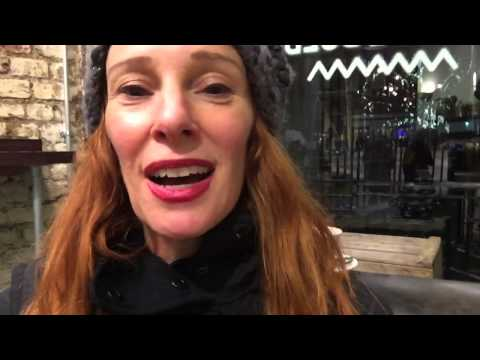 raw travels with dara | LONDON | day 5 museum, raw food cafe, juice bar...
