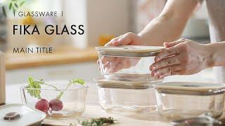피카 글라스(FIKA GLASS) On The Tabl…