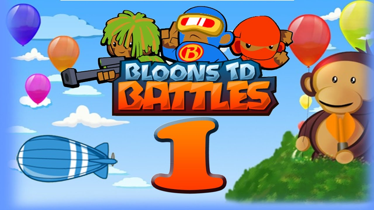 Bloons Tower Defense Battles
