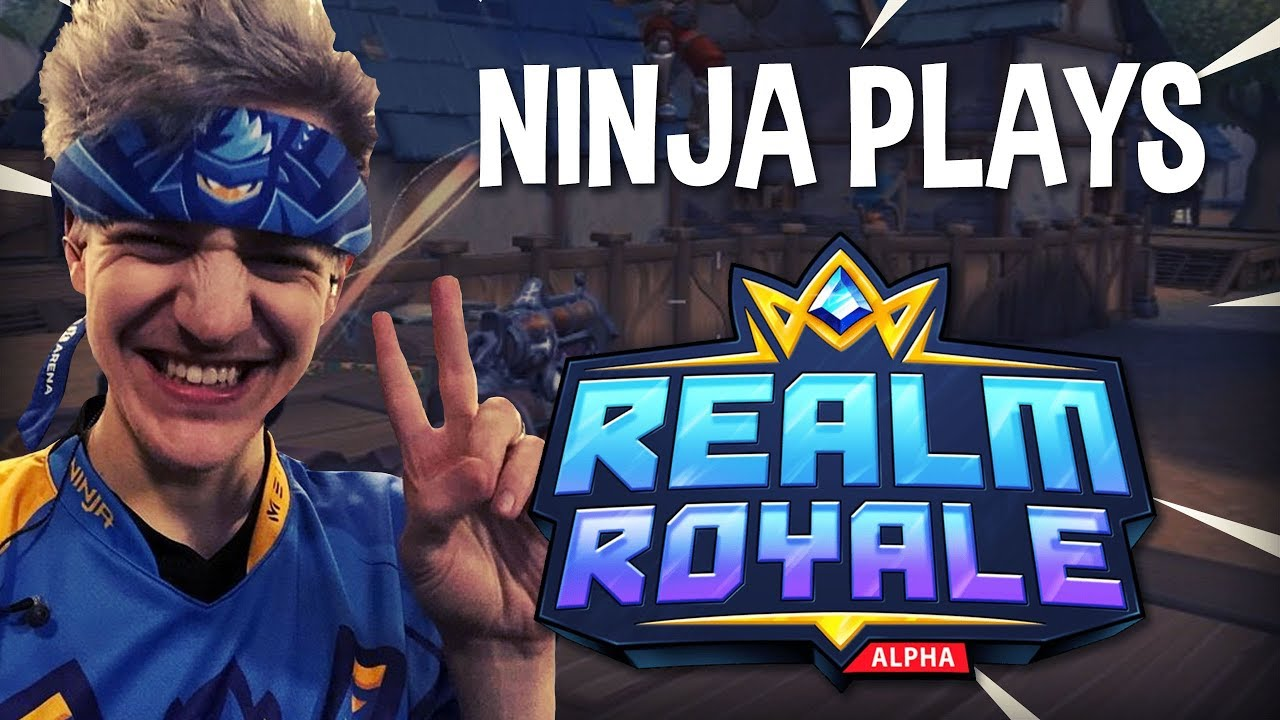how to play realm royale