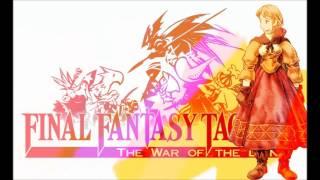 Final Fantasy Tactics alma theme 8bit
