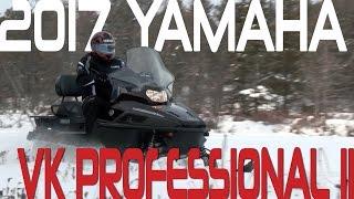 STV 2017 Yamaha VK Professional II