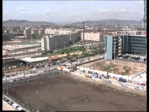 Barcelona: 1986-1992. Transformació d'una ciutat olímpica.