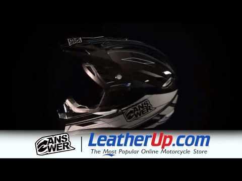 Answer Racing Nova Youth Helmet at LeatherUp.com