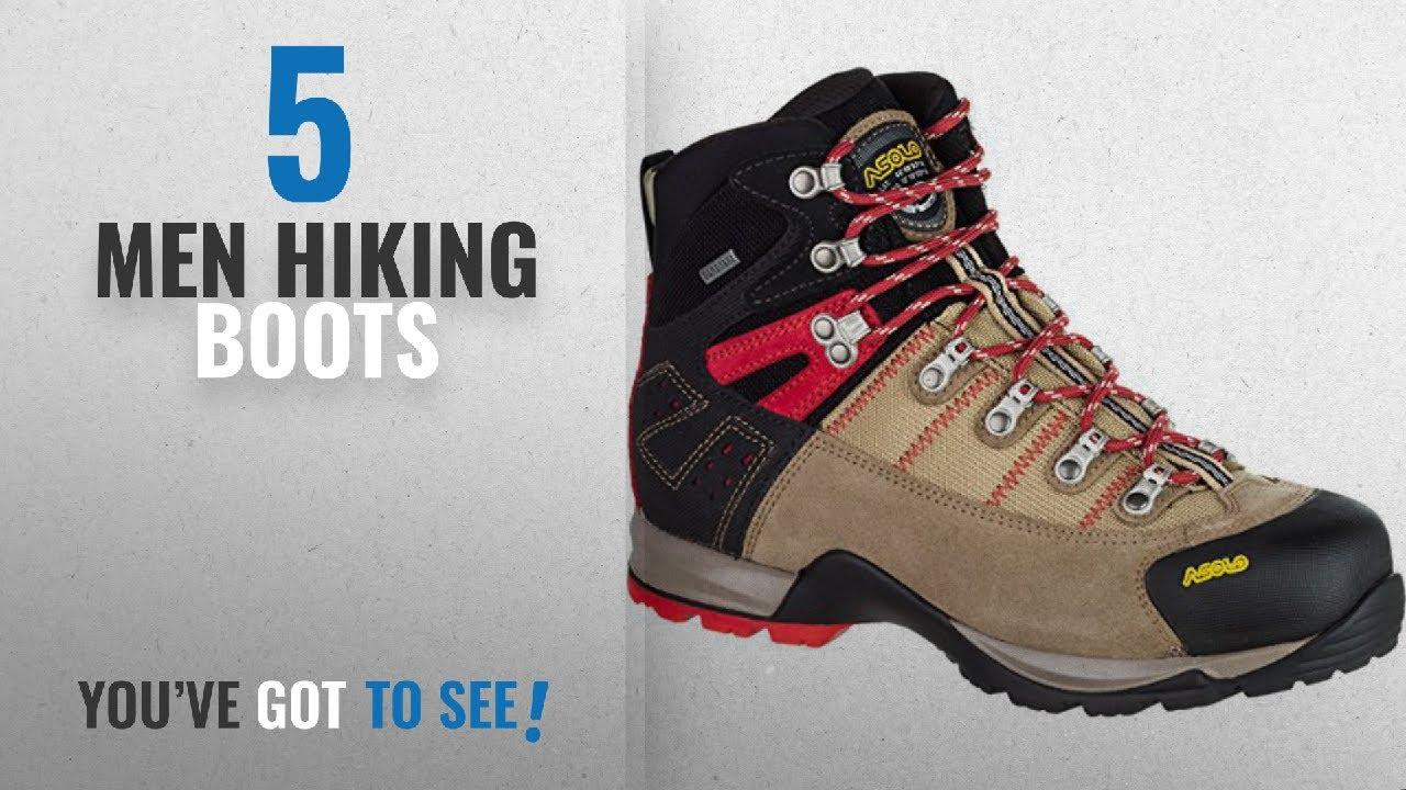 Eagle Hiking Boots [ Winter 2018 ]: Asolo Men's Fugitive GTX Hiking Boots, WoolBlack, 9.5 D(M) US