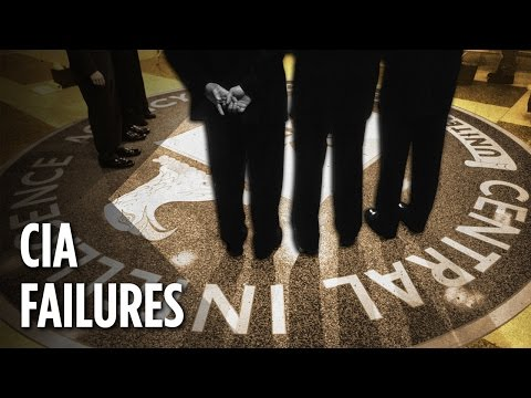 What Are The CIA's Biggest Failures?