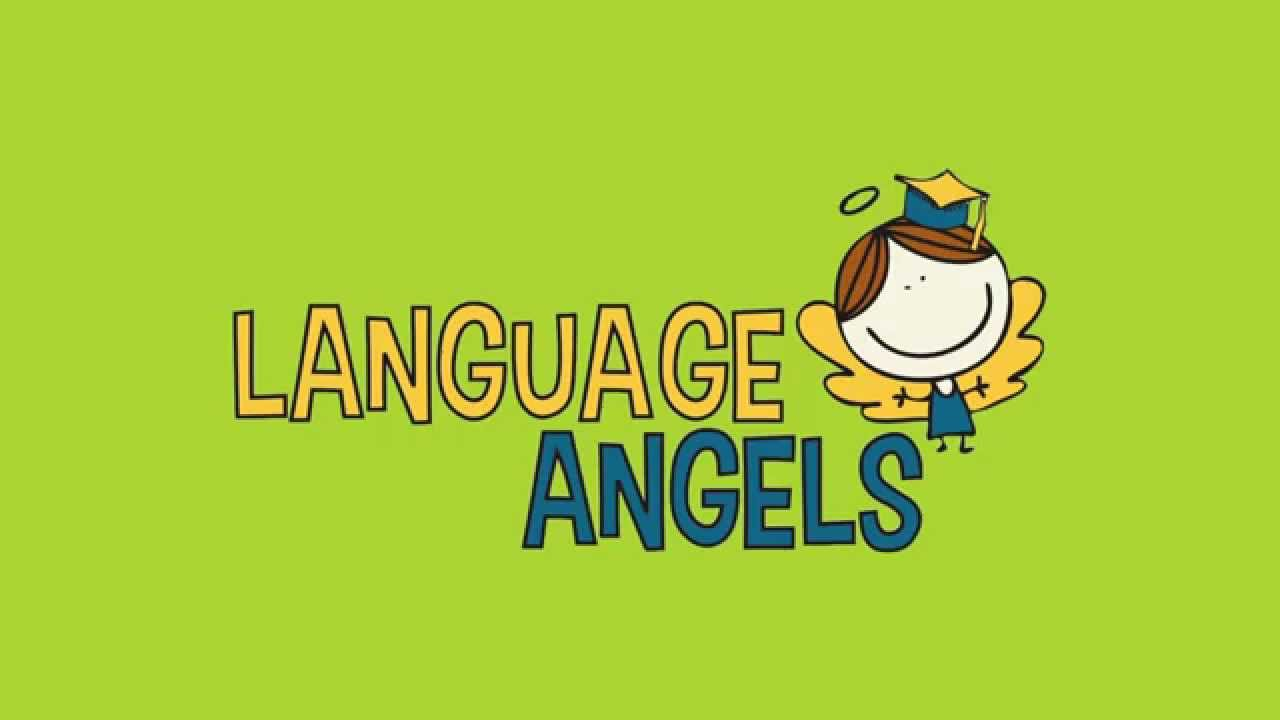 Image result for language angels logo
