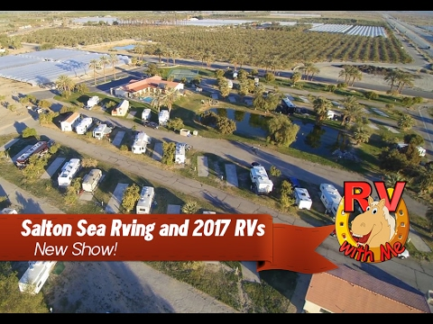 Salton Sea Rving and 2017 RVs