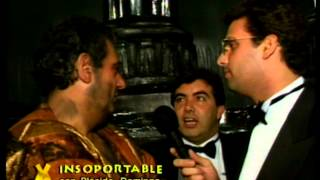 Insoportable con Plácido Domingo - Videomatch 1997