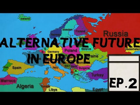 (PT/EN) Alternative Future in Europe Ep 2 - New France And New Aliances