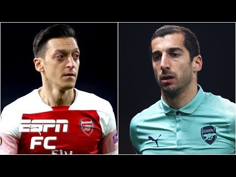 Mesut Ozil, Henrikh Mkhitaryan & more: Who should Arsenal should keep or sell?  | Premier League