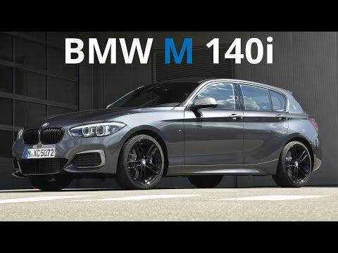 2017 BMW M 140i xDrive - 0 to 100 km/h in 4.4 sec. (340 hp)