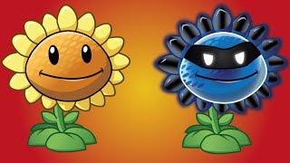 Обзор на ТЕНЕВОЙ ПОДСОЛНУХ [Shadow Flower] Растения против Зомби: Садовая Война 2