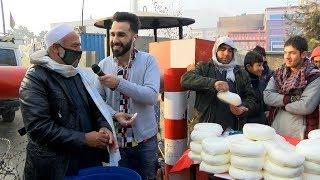 بامداد خوش - خیابان - دیدار سمیر صدیقی از جاده نادر پشتون شهر کابل