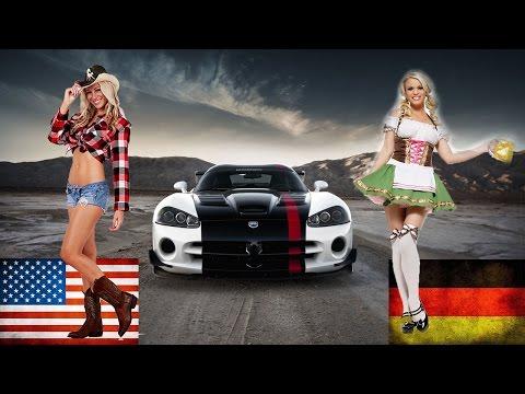 Немецкие Автобаны vs