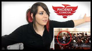 Echo is Weird at Phoenix Comicon