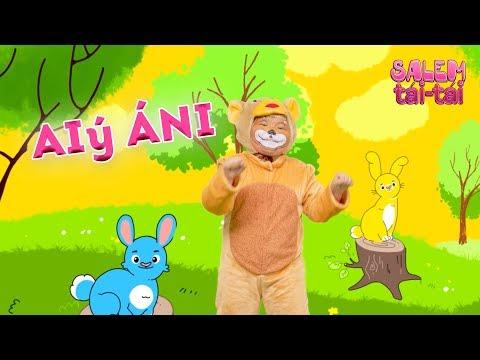 AIý ánі | Аю әні | Песенка медведя | Bear song