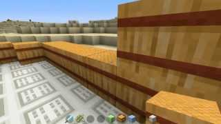 Minecraft แข่งกันสร้างบ้าน