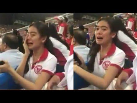 Viral Penyokong INDONESIA Menangis Berair Mata Atas Kekalahan Dengan Pasukan Bola Sepak MALAYSIA!