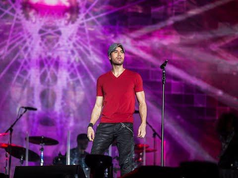 Enrique Iglesias Concert (Doha, Qatar)