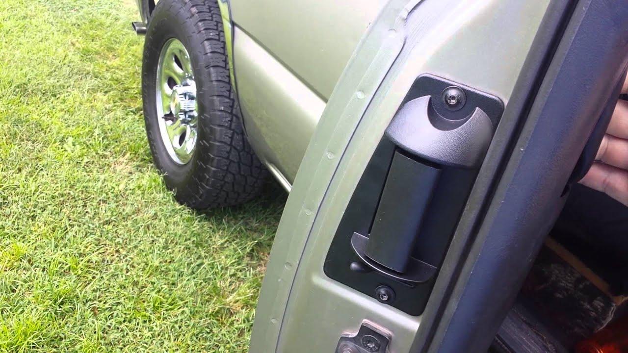 S10 door latch chevy silverado door latch assembly for 03 silverado door handle replacement
