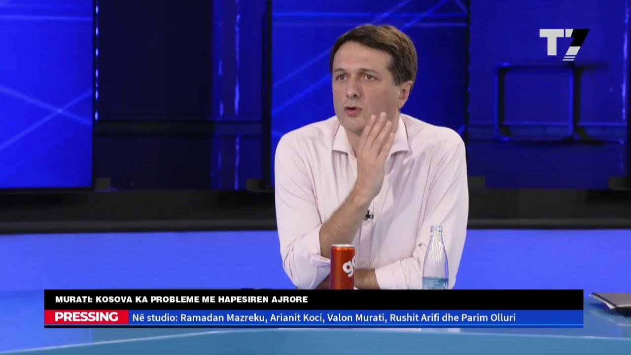 PRESSING, Ramadan Mazreku, Arianit Koci, Valon Murati, Rushit Arifi, Parim Olluri - 26.07.2021