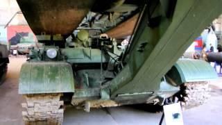 T-55 BLG-60M2 - Brückenlegegerät - Brückenlegepanzer auf Basis T-55A [HD]