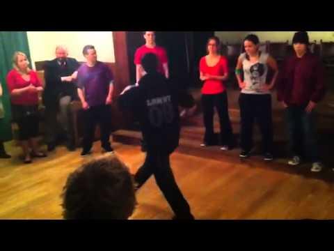 Street Dancing at Manor Hall