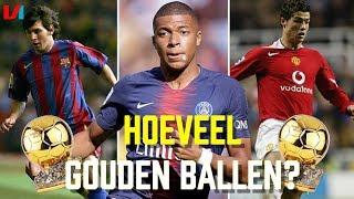 Kylian Mbappé is Beter dan Messi & Ronaldo Toen Zij 19 Waren!