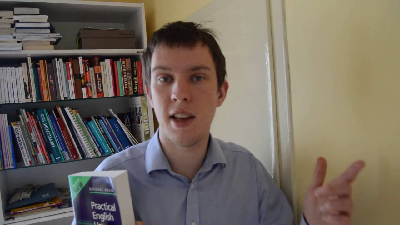 Practical English Usage Review Michael Swan Youtube