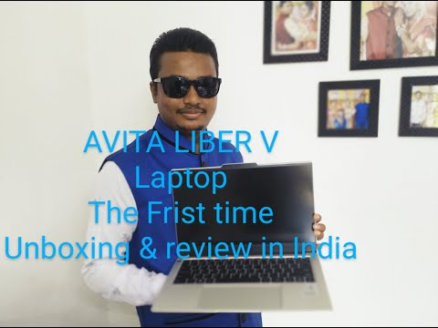 AVITA LIBER V (NS14A8INF562-CS) 14inch Laptop , Frist unboxing and review in India