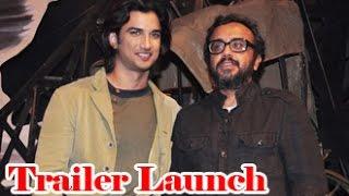 'Detective Byomkesh Bakshy' Trailer Launch | Sushant Singh Rajput,Dibakar Banerjee