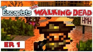 The Escapists: The Walking Dead - Ep. 1 - Harrison Memorial Hospital - Let
