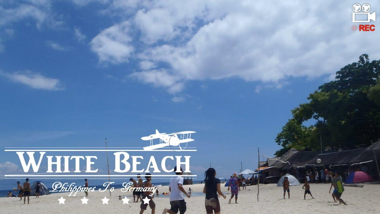 White Beach Moalboal Cebu