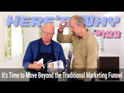 Here's Why It's Time to Move Beyond the Traditional Marketing Funnel