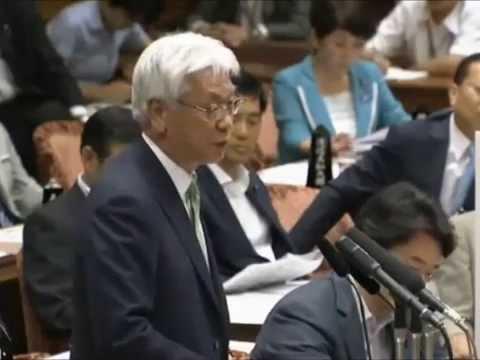 【安保法制】韓国有事の際に自衛隊は助けませんと言うと涙目になる民主