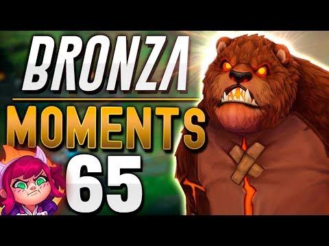 TROLLEADA DIVINA DE LA BRONZA | BRONZA MOMENTS (Semana 65)