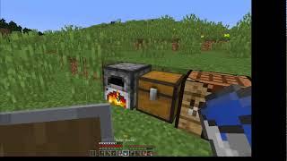 Minecraft Hardcore Hermit Challenge w/ JohnFal92 Episode 2