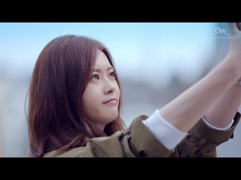 151015 KYUHYUN 규현 밀리언조각 A Million Pieces Music Video ft Go Ara