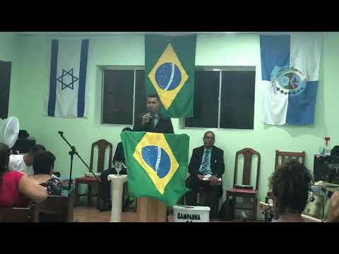 Culto de Missões Assembléia de Deus do Andaraí congregação Engenho de Dentro