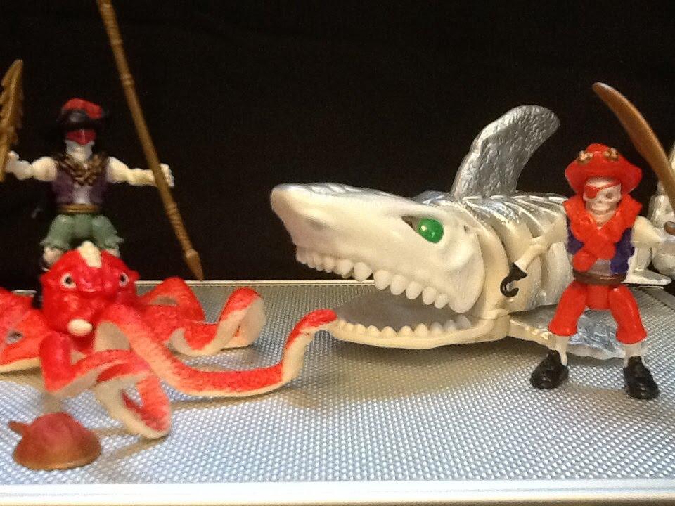 Toys From The Attic Ep 2 Imaginext Phantom Shark