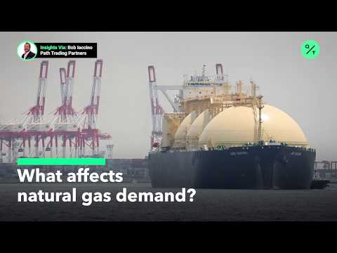 What Affects Natural Gas Demand