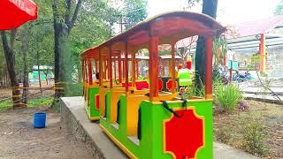 Fun Outdoor Mini Train