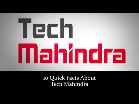 10 Quick Facts About Tech Mahindra