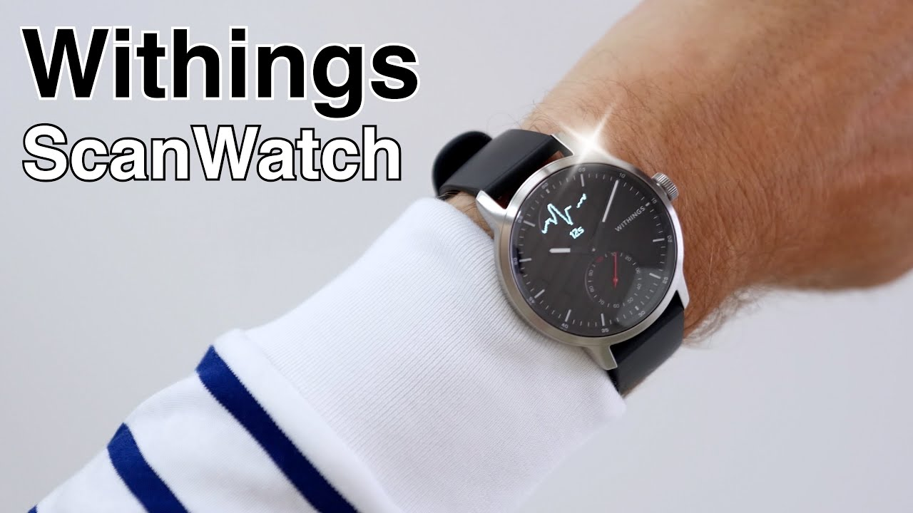 Withings ScanWatch Review - First Impressions and Unboxing - All you need to know!