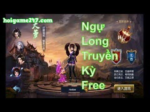 Ngự Long Truyền Kỳ Mobile Free Vip 13 + 32888 Vàng - hoigame247