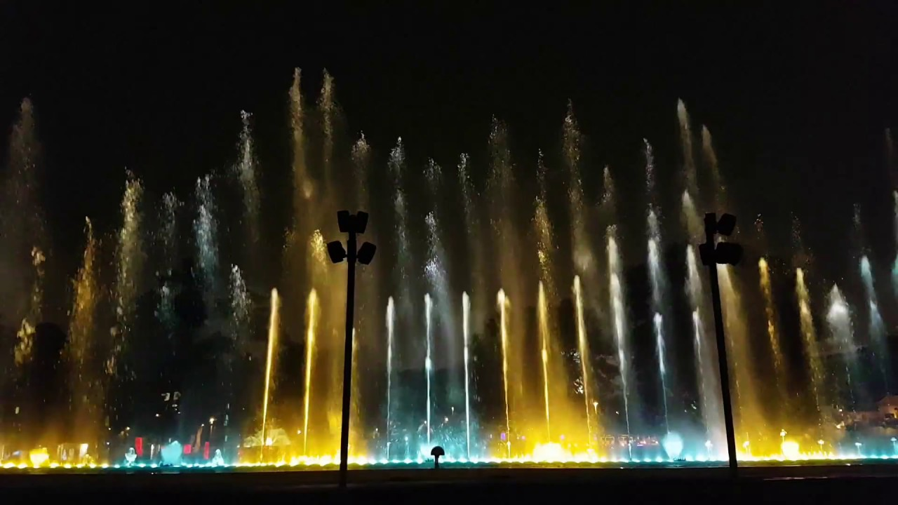 Water fountains lima - Magic Water Circuit Fountains Lima Full Show