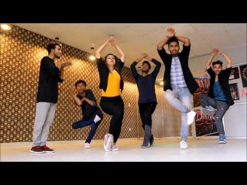 "Tamma Tamma Again | ""Badrinath Ki Dulhania"" choreograph ,dance BY THE DANCE MAFIA"