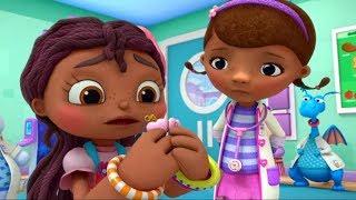 Доктор Плюшева Клиника для игрушек Сезон 4 серия 18 Мультфильм Disney